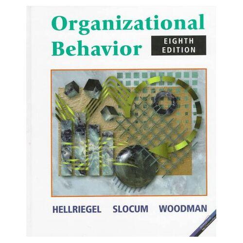 Don Hellriegel - Organizational Behavior (Organizational Behaviour S.) - Preis vom 26.03.2020 05:53:05 h