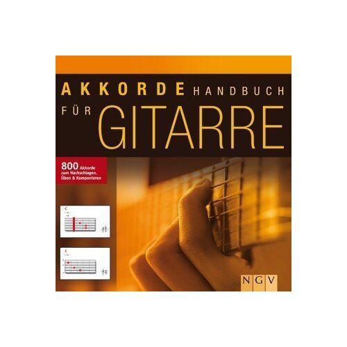 - Akkordehandbuch für Gitarre. 800 Akkorde zum Nachschlagen, Üben & Komponieren - Preis vom 13.05.2021 04:51:36 h