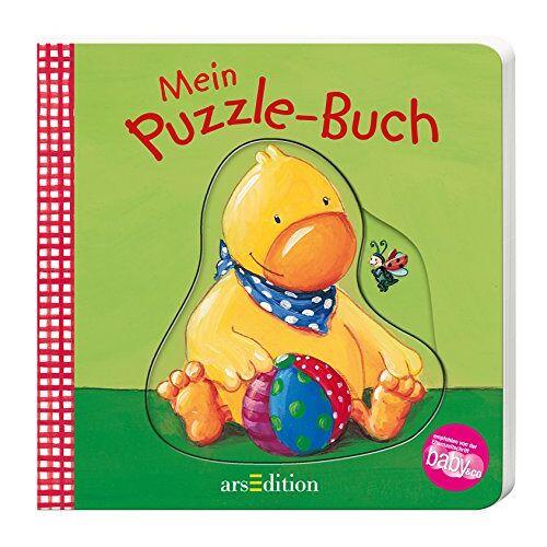 Anne Böhm - Mein Puzzle-Buch - Preis vom 28.02.2021 06:03:40 h