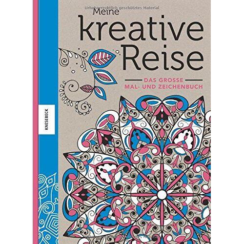 Richard Merritt - Meine kreative Reise: Das große Mal- und Zeichenbuch - Preis vom 14.10.2019 04:58:50 h