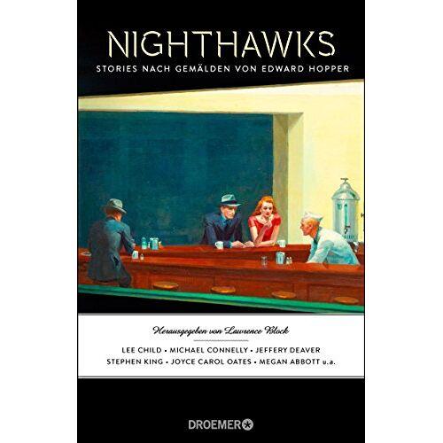 Lawrence Block - Nighthawks: Stories nach Gemälden von Edward Hopper - Preis vom 05.09.2020 04:49:05 h