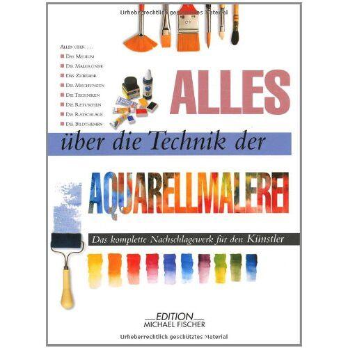 Ana Manrique - Alles über die Technik der Aquarellmalerei - Preis vom 12.06.2019 04:47:22 h