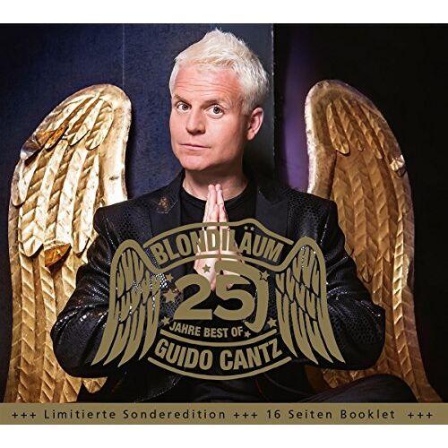 Guido Cantz - BLONDILÄUM - 25 Jahre Best of Guido Cantz - Preis vom 12.04.2021 04:50:28 h
