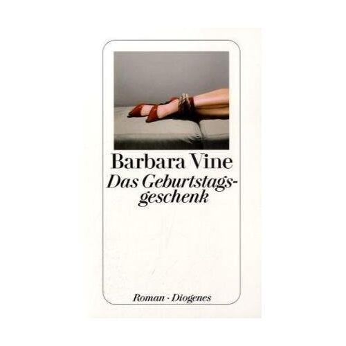 Barbara Vine - Das Geburtstagsgeschenk - Preis vom 18.10.2019 05:04:48 h