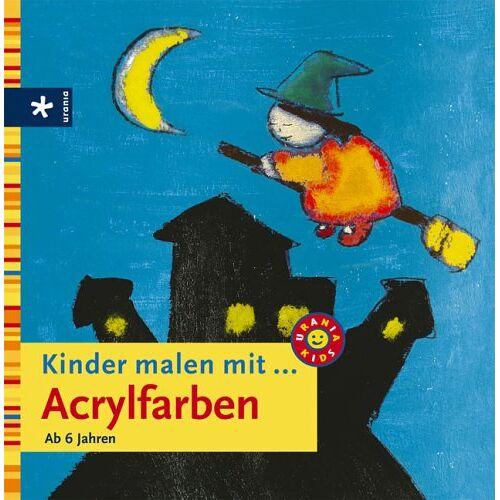 - Kinder malen mit  Acrylfarben - Preis vom 12.06.2019 04:47:22 h