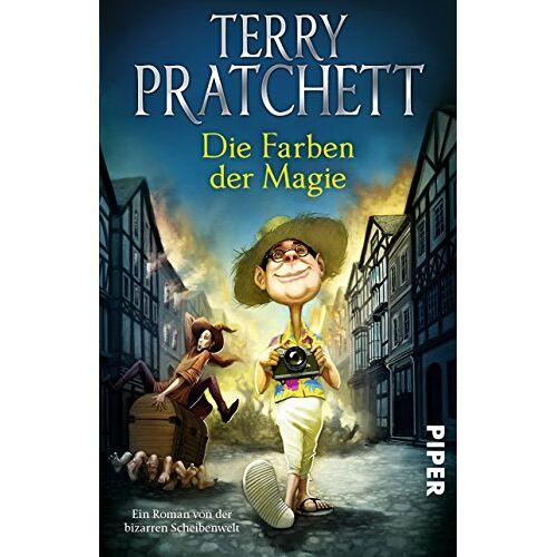 Terry Pratchett - Die Farben der Magie: Ein Roman von der bizarren Scheibenwelt (Terry Pratchetts Scheibenwelt) - Preis vom 13.04.2021 04:49:48 h