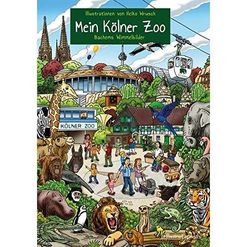 - Mein Kölner Zoo: Bachems Wimmelbilder - Preis vom 21.10.2020 04:49:09 h