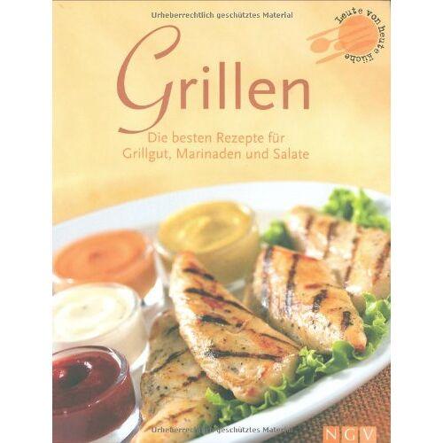 Sylvia Winnewisser - Grillen: Die besten Rezepte für Grillgut, Marinaden und Salate - Preis vom 13.05.2021 04:51:36 h