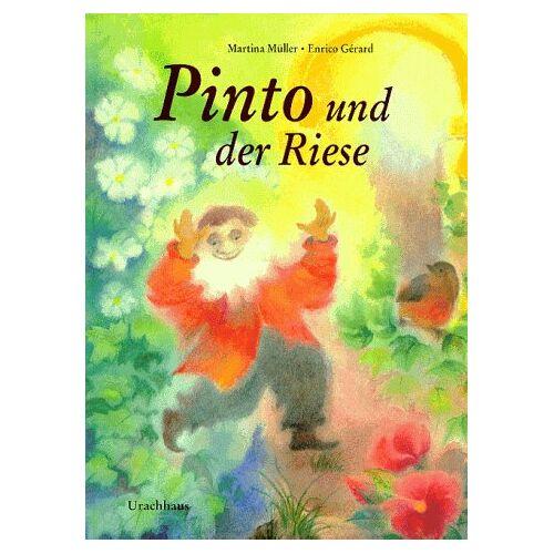 Martina Müller - Pinto und der Riese - Preis vom 14.05.2021 04:51:20 h