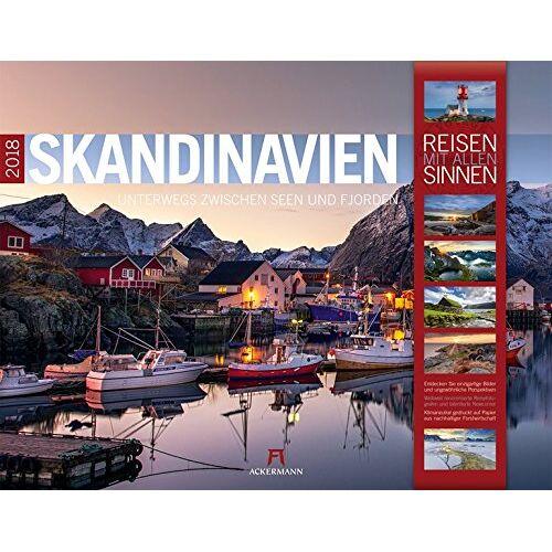 Ackermann Kunstverlag - Skandinavien 2018 (Reisen mit allen Sinnen) - Preis vom 09.04.2020 04:56:59 h