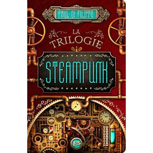 - La trilogie Steampunk - Preis vom 12.05.2021 04:50:50 h