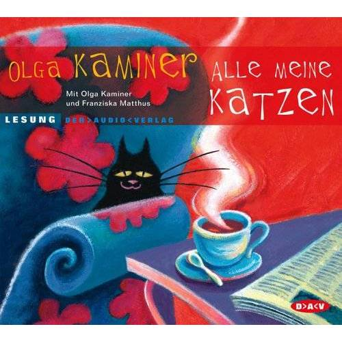 Olga Kaminer - Alle meine Katzen. 2 CDs - Preis vom 16.01.2021 06:04:45 h