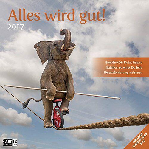 Ackermann Kunstverlag - Alles wird gut 30 x 30 cm 2017 - Preis vom 04.08.2019 06:11:31 h