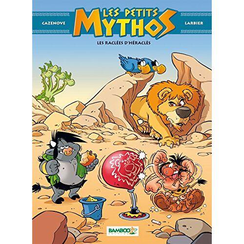 Larbier - les petits mythos t07 - Preis vom 19.01.2021 06:03:31 h