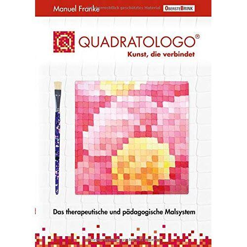 Manuel Franke - Quadratologo - Kunst, die verbindet: Das therapeutische und pädagogische Malsystem - Preis vom 07.04.2020 04:55:49 h