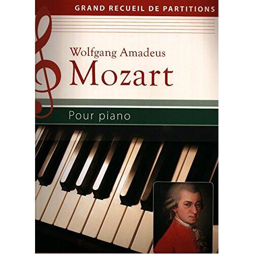 - Grand Recueil de Partitions : Mozart Pour piano - Preis vom 07.05.2021 04:52:30 h