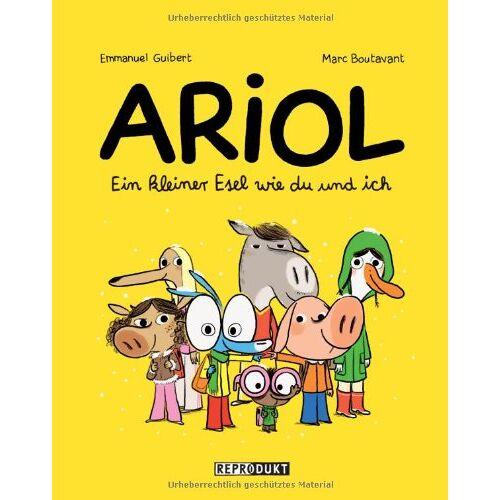 Marc Boutavant - Ariol - Ein kleiner Esel wie du und ich - Preis vom 20.10.2020 04:55:35 h