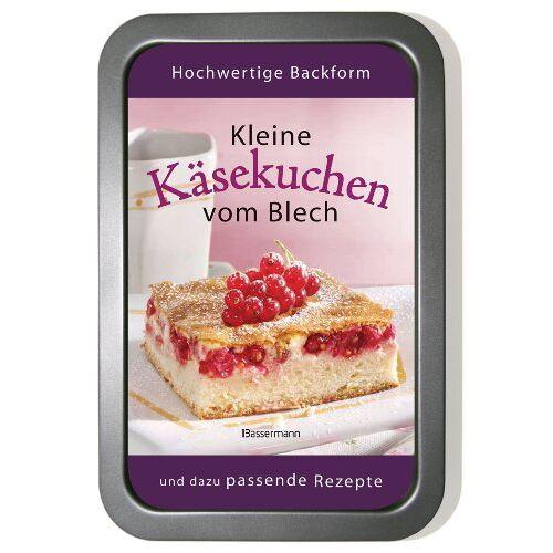Oda Tietz - Kleine Käsekuchen vom Blech-Set: Buch und passende Backform - Preis vom 21.10.2020 04:49:09 h