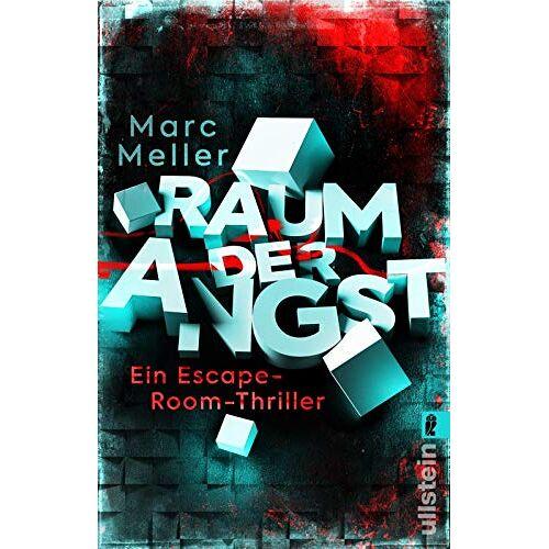 Marc Meller - Raum der Angst: Ein Escape-Room-Thriller - Preis vom 06.05.2021 04:54:26 h