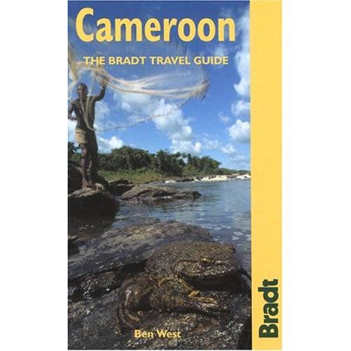 Ben West - Cameroon: The Bradt Travel Guide (Bradt Travel Guide Cameroon) - Preis vom 20.10.2020 04:55:35 h