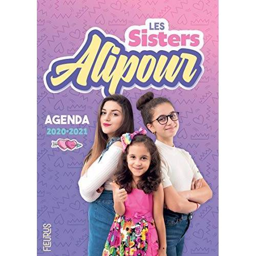 Néguine Alipour - Agenda 2020-2021 des sisters Alipour - Preis vom 06.05.2021 04:54:26 h