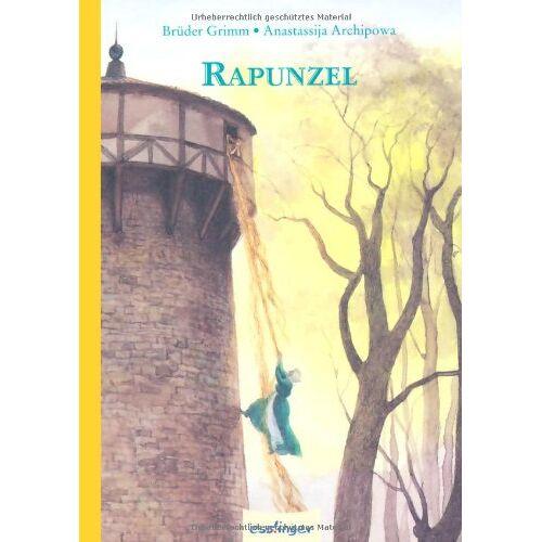 Jacob Grimm - Rapunzel - Preis vom 06.05.2021 04:54:26 h