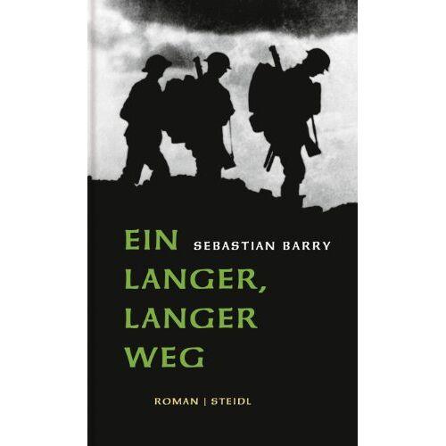 Sebastian Barry - Ein langer, langer Weg - Preis vom 27.02.2021 06:04:24 h