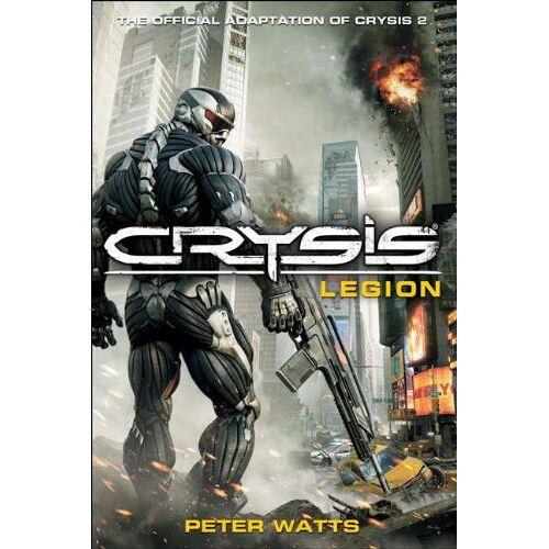 Peter Watts - Crysis - Preis vom 14.05.2021 04:51:20 h