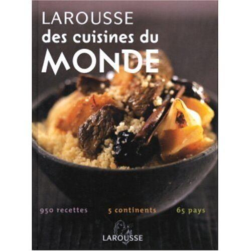 Laure Flavigny - Les cuisines du monde - Preis vom 05.03.2021 05:56:49 h