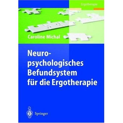 Caroline Michal - Neuropsychologisches Befundsystem für die Ergotherapie (Rehabilitation und Prävention) - Preis vom 23.10.2020 04:53:05 h