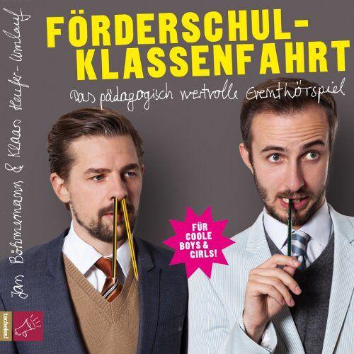 Jan Böhmermann - Förderschulklassenfahrt: Eventhörspiel - Preis vom 21.10.2020 04:49:09 h