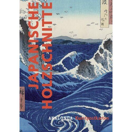 - Japanische Holzschnitte, Kunstpostkarten - Preis vom 01.03.2021 06:00:22 h