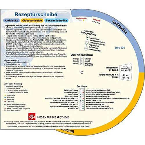 - Rezepturscheibe - Preis vom 31.10.2020 05:52:16 h