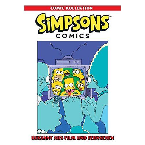 Ian Boothby - Simpsons Comic-Kollektion: Bd. 62: Bekannt aus Film und Fernsehen - Preis vom 18.04.2021 04:52:10 h