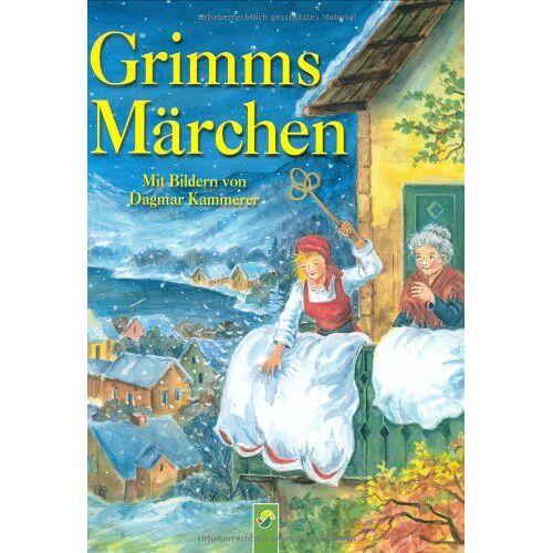 Jacob Grimm - Grimms Märchen - Preis vom 22.01.2020 06:01:29 h