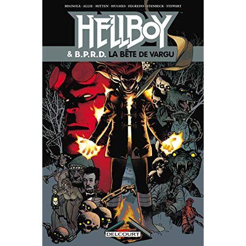 - Hellboy and BPRD T06: La Bête de Vargu - Preis vom 21.04.2021 04:48:01 h