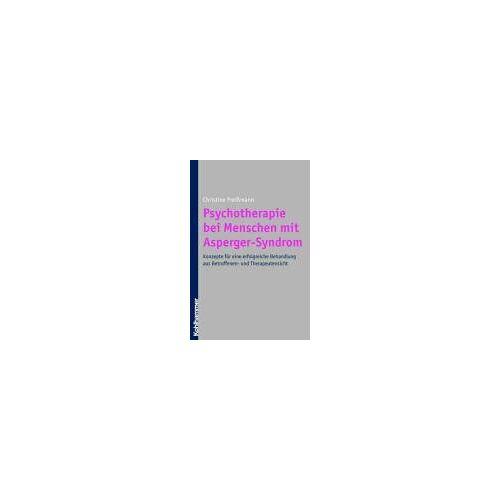 Christine Preißmann - Psychotherapie/Menschen mit Asperger-Syndrom - Preis vom 22.10.2020 04:52:23 h
