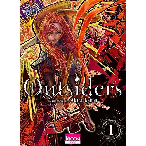 - Outsiders T01 (1) - Preis vom 09.05.2021 04:52:39 h