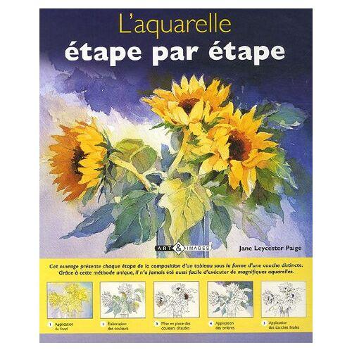 Paige, Jane Leycester - L'aquarelle : Etape par étape - Preis vom 20.10.2020 04:55:35 h