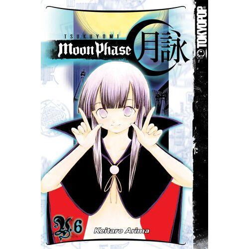 Keitaro Arima - Tsukuyomi: Moon Phase Volume 6 - Preis vom 15.04.2021 04:51:42 h