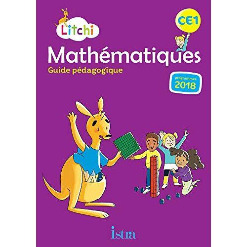 - Litchi Mathématiques CE1 - Guide pédagogique - Ed. 2019 (Litchi (47)) - Preis vom 14.05.2021 04:51:20 h
