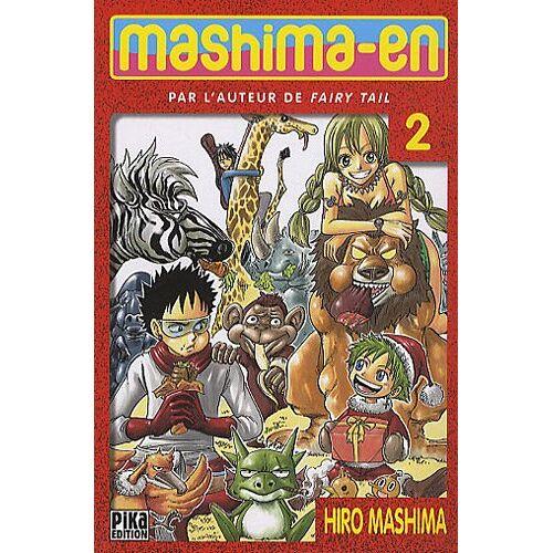 Hiro Mashima - MashiMaro, Tome 2 : - Preis vom 06.09.2020 04:54:28 h