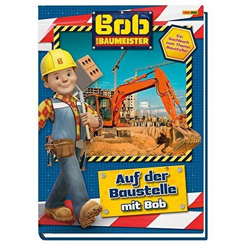 Nicole Hoffart - Bob der Baumeister: Auf der Baustelle mit Bob: Ein Sachbuch zum Thema Baustelle - Preis vom 16.01.2020 05:56:39 h
