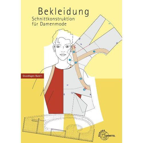 Guido Hofenbitzer - Schnittkonstruktion für Damenmode 01. Grundlagen: Band 1 Grundlagen. Bekleidung - Preis vom 18.04.2021 04:52:10 h