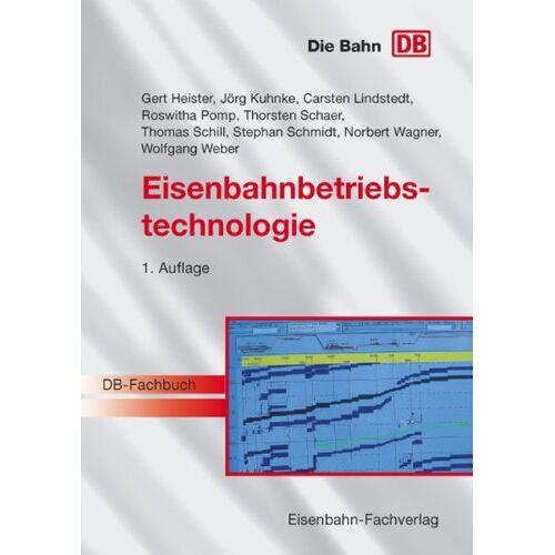 Thorsten Schaer - Eisenbahnbetriebstechnologie - Preis vom 12.05.2021 04:50:50 h