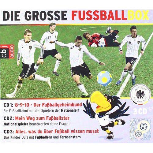 Bastian Schweinsteiger - Die große Fußball-Box - Preis vom 07.03.2021 06:00:26 h