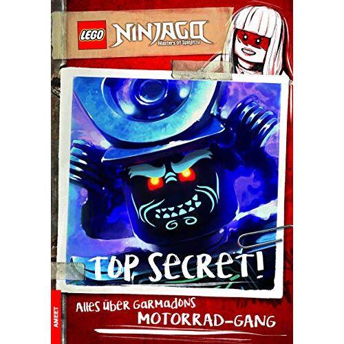 - LEGO® NINJAGO® - TOP SECRET! Alles über Garmadons Motorrad-Gang - Preis vom 20.10.2020 04:55:35 h