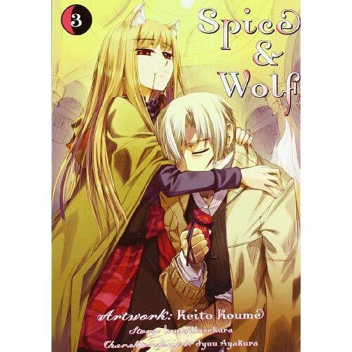 Isuna Hasekura - Spice & Wolf 03 - Preis vom 06.03.2021 05:55:44 h