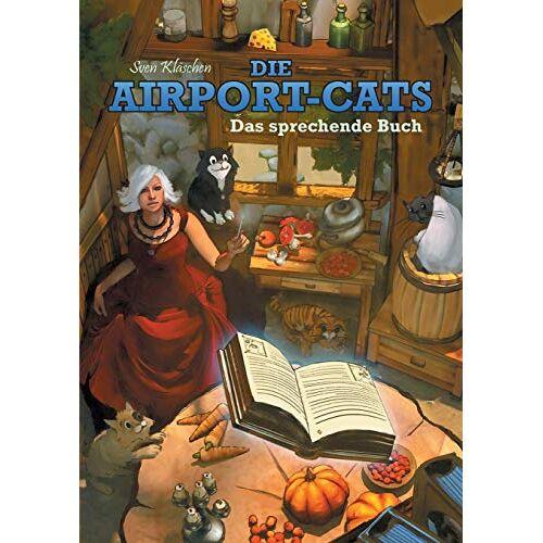 Sven Kläschen - Die Airport-Cats: Das sprechende Buch - Preis vom 22.01.2021 05:57:24 h