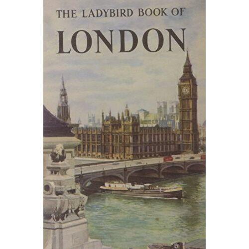John Berry - The Ladybird Book of London (Ladybird Archive) - Preis vom 23.02.2021 06:05:19 h